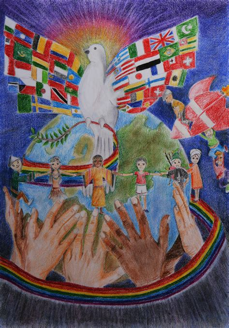 scuola baldacchini barletta un poster per la pace 171 baldacchini net