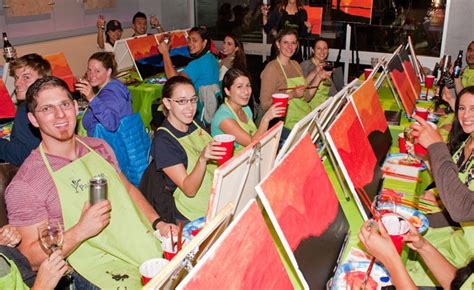 paint nite lethbridge paint nite 25 for admission to a paint nite event in