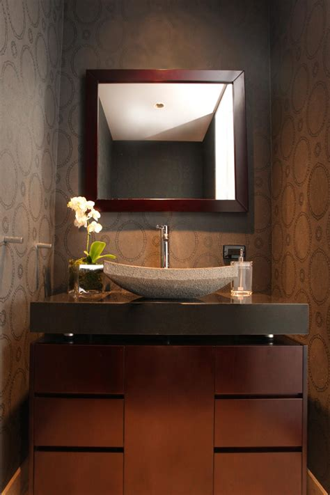 powder room sinks gray powder room photos hgtv