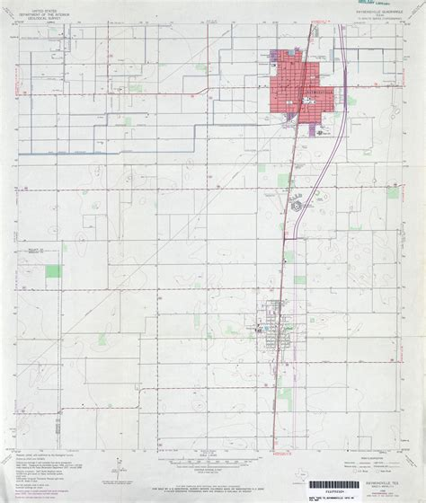 raymondville map topographic maps perry casta 241 eda map collection