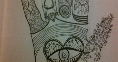 doodle name karl unfinished my attempt at a zentangle
