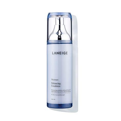 Emulsion Laneige skincare emulsion balancing emulsion moisture laneige int