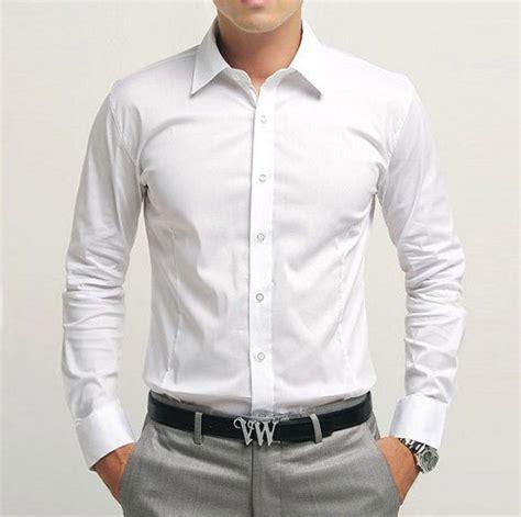 Kemeja Formal Zara 296 Blue tips fashion style berpakaian pria dewasa yang keren