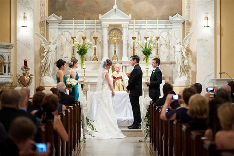 Wedding Ceremony Church by Classic Emerald Green Wedding Ceremony In Washington Dc