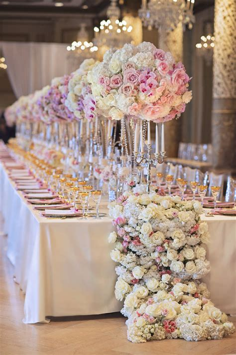Table Wedding Decorations Wedding Ideas Reception Tables The Magazine