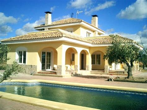Spanish Villa Style Homes by Spanish Houses Spanish Villa Design Sample Pictures