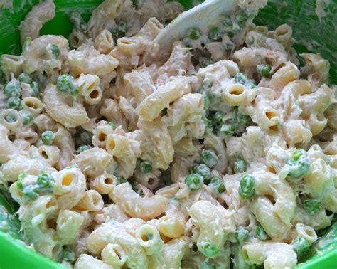 recipe for cold tuna macaroni salad tuna pasta cold the best recipes