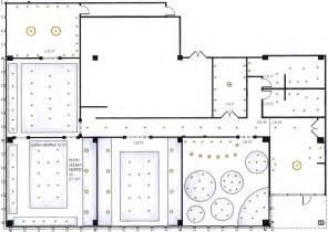 Floor Plan Lighting Symbols Restaurantimprov Katyhigley