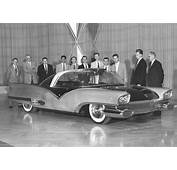 1955 Ford Mystere  Concepts