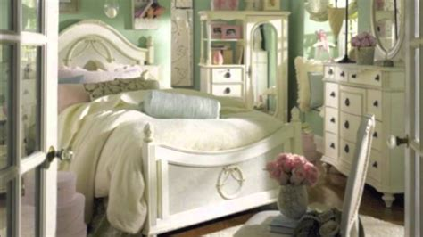girls vintage bedroom furniture shabby chic bedrooms youtube