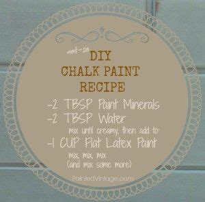 diy chalk paint recipe for upholstery 16 best images about paint goodness on glaze