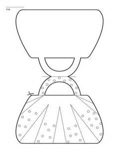 search results for printable handbag gift bag template