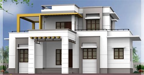 3 Bedroom Modern Flat Roof 28 Images Gandul 3 Bedroom Contemporary Flat Roof House Kerala House Design Idea
