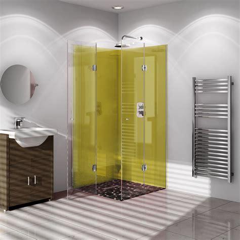 Shower Splashbacks B Q by 4mm High Grade Acrylic Resin Splashback Departments