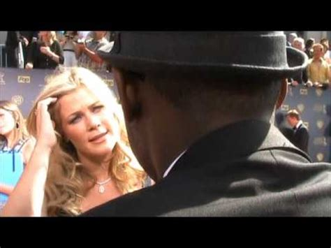 alison sweeney 2015 daytime emmys reel youtube daytime emmy awards 2015 interviews alison sweeney of