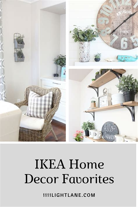 ikea home decor favorites light