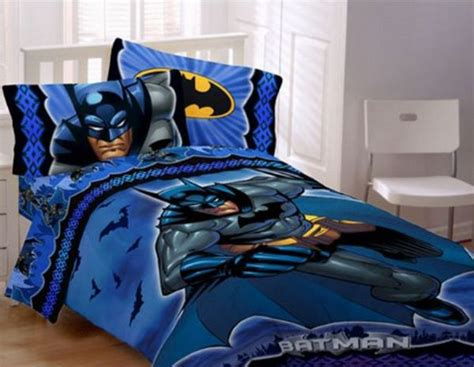 Batman Toddler Bedding Set Boys Bedding 28 Superheroes Inspired Sheets