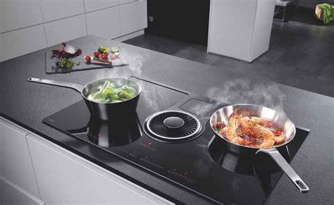 cucina con piano cottura a induzione in cucina con combohob piano ad induzione a casa magazine