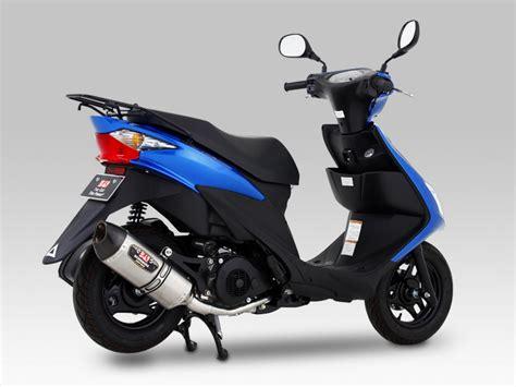 Suzuki Address 125 Suzuki Address V 125 S Moge Wannabe Ridertua