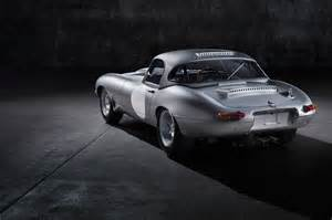 Lightweight Jaguar E Type Jaguar Lightweight E Type Rear Three Quarter Photo 19