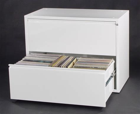 can am vinyl lp storage cabinet