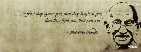 Cover Fb Quotes mohandas karamchand gandhi leadership quote fb cover