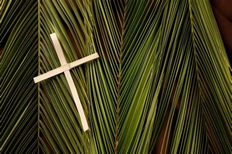 palm sunday in the united kingdom