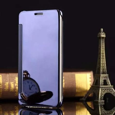 Flip Samsung Galaxy J7 Prime capa capinha flip espelhada celular samsung galaxy j7