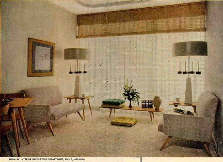 1940s interior design 20 interiors from 1952 the end of the 1940s retro
