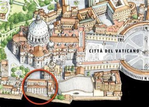 casa santa marta vaticano questa domenica andiamo a casa papa vediamo la