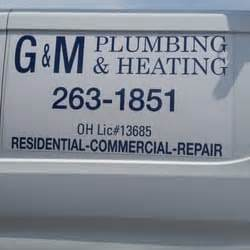 Columbus Plumbing And Heating by G M Plumbing Heating Inc Plomer 237 A 2077 Joyce Ave