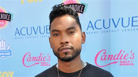 singer miguel arrested in the know with tbt