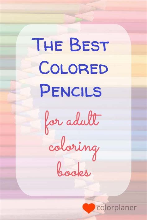 best colored pencils for coloring books best colored pencils for coloring books our top 5 picks