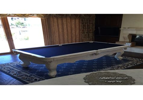 white pool table for sale pool tables pool tables for sale billiard tables