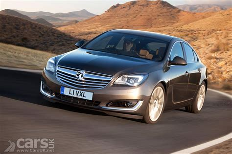 vauxhall insignia facelift pictures cars uk