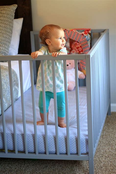 Baby Wont Sleep In Crib by 25 Best Ideas About Crib Hack On Co