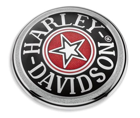Tankdeckel Aufkleber Harley by 99537 96 Fuel Cap Medallion Cloisonn 233 At Thunderbike Shop