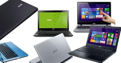 Merk Laptop Harga 3 Juta daftar laptop acer harga 3 jutaan murah terbaru 2018