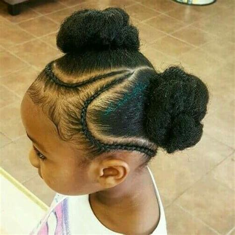 updos for natural hair for kids pinterest 17 best ideas about black little girl hairstyles on
