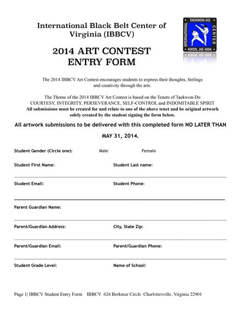 sweepstakes entry form template register to win form template pictures to pin on