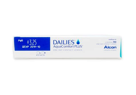 daily aqua comfort plus dailies aquacomfort plus 90 contact lenses at lensway co uk