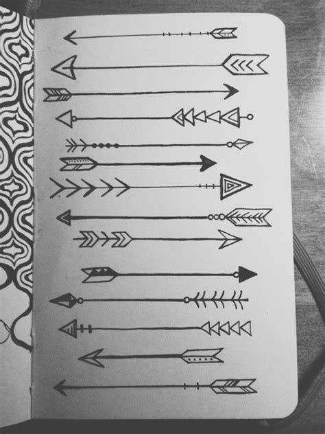 arrow tattoos tumblr arrows on