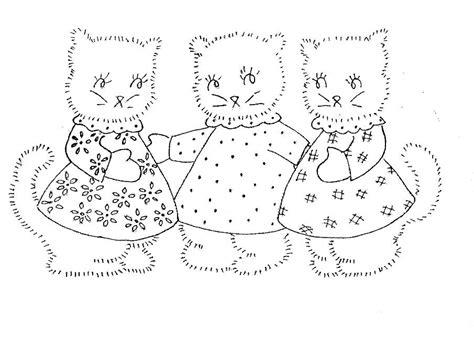 inkspired musings 3 little kittens nursery rhyme fun