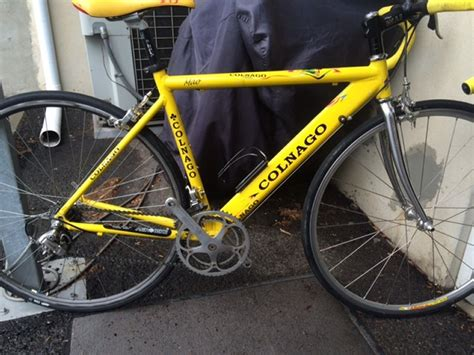 C59 C59 Yellow the bike stand colnago 50 cm yellow