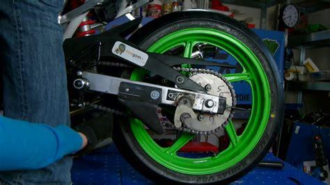 motosiklet zincir gergi ayari motovideonet