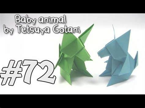 origami wolf tutorial les 25 meilleures id 233 es de la cat 233 gorie origami wolf sur