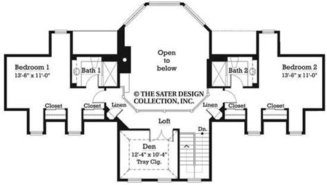 trapp and holbrook floor plans home plan holbrook sater design collection