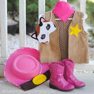 by day crafter by diy sheriff callie costume