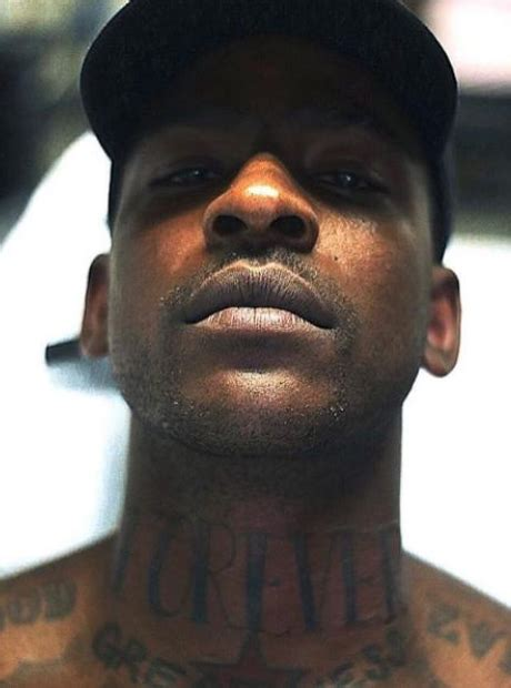 skepta also has a tattoo reading forever on his neck