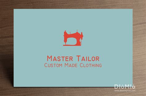tailoring and alterations business cards template tailoring business cards diomioprint